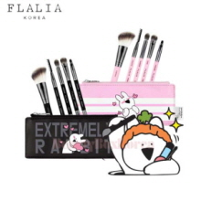 FLALIA Brush Set 3items [Extremely Rabbit Edition]